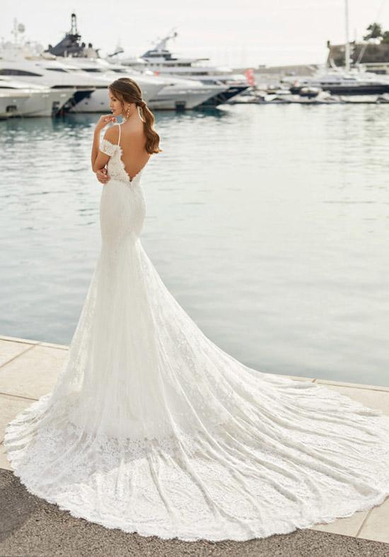 Zweites Bild des Brautkleids
