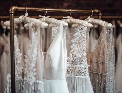 Unsere Kleider - für jedes Hochzeitskonzept