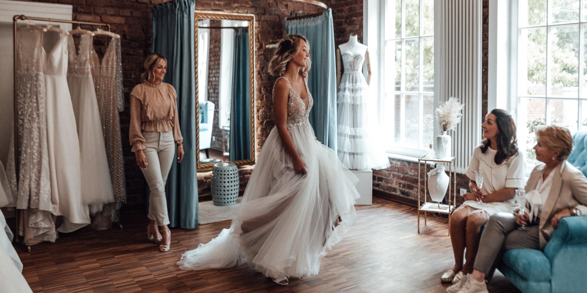 Hintergrundbild der Startseite - Finde dein Brautkleid